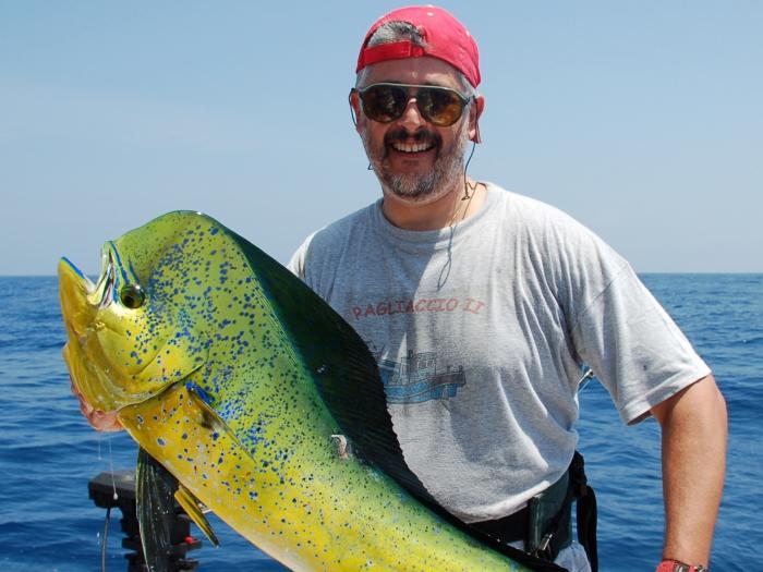 Fishing Latham Island