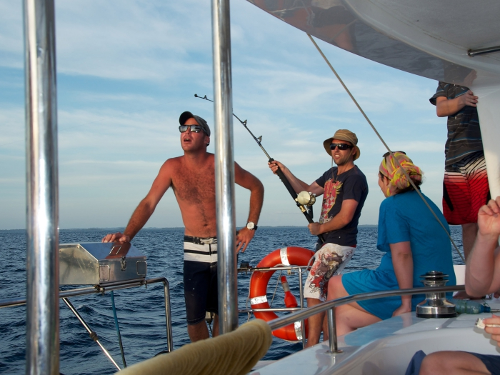 From a luxury catamaran yacht, enjoy the best Live Aboard Fishing Tanzania has to offer.