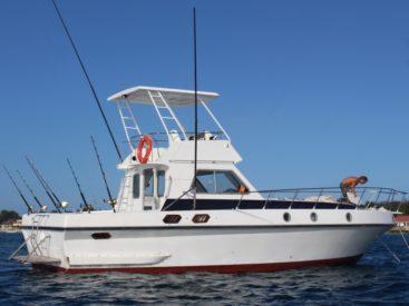 Zanzibar Sport Fishing Boats Huntress